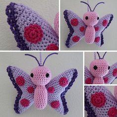 Butterfly Fladder Pattern