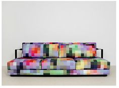 Pixel couch.