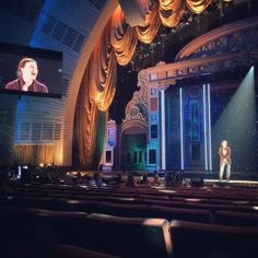 Tony Awards rehearsal