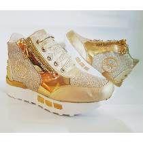 Bota Zapato Calzado Mk Colombiano De Moda Para Dama Niñas 191593f6cb6