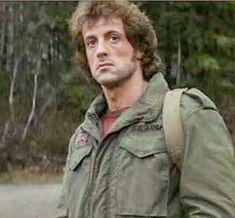 Rambo, First Blood, Tough Guy, Sylvester Stallone, Jon Snow, Cinema, Actors, Guys, Portrait