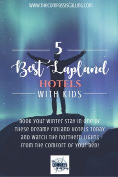 5 Best Lapland Hotel