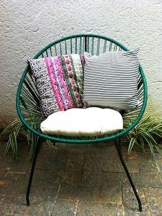 Divagações: cadeira acapulco.