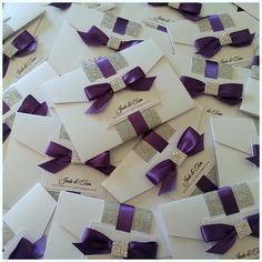 Stunning invitations designed to create a real WOW factor. These invitations will come as a an A6 foldover pocketfold invite with a sparkly