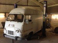 Renault Estafette Taco Truck Before