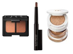 Metallic Eyeshadow Looks to Try This Fall - click through to get the makeup ideas!