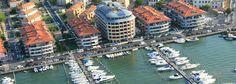 Grado - Hotel Laguna Palace visto dall'alto