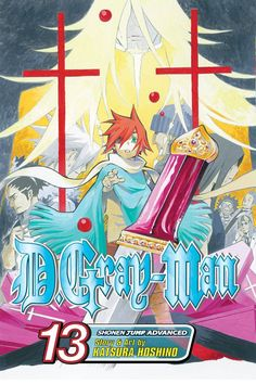 R to L (Japanese Style) Set in a fictional 19th century England, D.Gray-man is the story of Allen Walker, a 15-year-old boy who roams the earth in search of Innocence. Washed away to unknown parts of