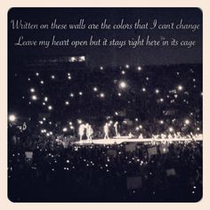 Story of my life - one direction these are my favorite words from the song