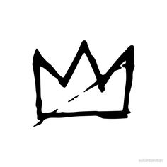 Basquiat Crown by sebinlondon