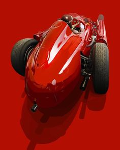 first legend; Juan Manuel Fangio at the wheel of the Ferrari-Lancia the car he mastered to win the 1956 World Championship title, the of F1 S, Ferrari F1, World Championship, Creative, Car, Artwork, Garage, Future, Instagram