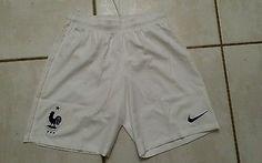 NWOT NIKE France National Team Soccer Shorts  Men's Large France National Team, Soccer Shorts, Nike Men, Sports, Shopping, Hs Sports, Sport