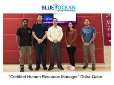 Move on to transform yourself to the next generation HR Manager, get trained by Blue Ocean and certified by the American Certification Institute. Staffing subsystems, putting the right person in the right place at the right time, creating compensation systems that motivate performance and encourage employee retention....Qualify as a Certified Human Resource Manager (CHRM, Dec 2017), make a vital difference to your career.
