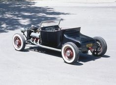 If you don't know who built this Hot Rod......your not a hot rodder!