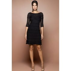 US$ 3,490.00 - Black Princess Crochet Dress - Vanessa Montoro USA - vanessamontorolojausa
