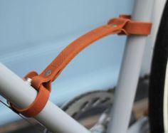 Leder Bike tragen Griff portaging Gurt von TempleCycles auf Etsy