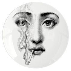 Fornasetti Theme and Variations Plate Nº81 – En Avance