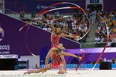 Group Spain, European Games 2015