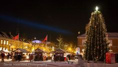 Christmas Time in Trondheim Norway