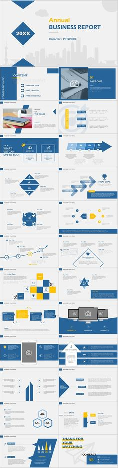Download powerpoint templates science fiction blue powerpoint business infographic 25 blue annual company powerpoint templates toneelgroepblik Gallery