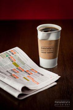 Biały Paper Cup