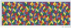 Inspirert av spillet Tetris – Vevstua Bull-Sveen