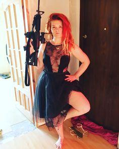 Black Widow balerina version cosplay idea