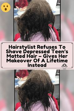 Matted Hair, Try Not To Cry, Rare Videos, Picture Day, That's Love, Weird Facts, Stylists, Teen, Live