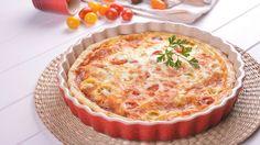 Tarta rústica de tomates cherry - Gonzalo D'Ambrosio - Receta - Canal Cocina