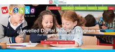 This is a levelled digital reading program which includes fiction and non-fiction readers with comprehension quizzes. It also includes lesson plans and assessment.