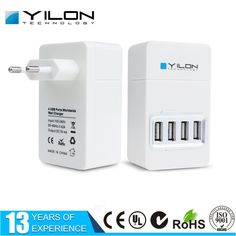 Find More Chargers & Docks Information about Fashion EU Travel Charger 4 Port Normal USB Wall Charger Portable Charger For Mobile Phone Phone Charger Wholesale,High Quality charger for car battery,China charger ram Suppliers, Cheap charger for electric bike from Shenzhen YILON Technology Co., Ltd on Aliexpress.com
