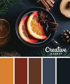 Trendy Ideas for kitchen colors palette rustic Color Palette For Home, Colour Pallette, Colour Schemes, Color Combos, Rustic Color Schemes, Winter Colour Palette, Pantone, Winter Colors, Winter Blue