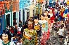 Carnaval de Recife e Olinda - PE