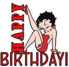 betty boop | BETTY BOOP HAPPY BIRTHDAY