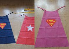 capas de superhéroes -- DE FRISELINA