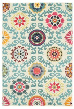 Serena - Off White rug RVD8473