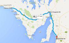 Ceduna -> Port Augusta -> Adelaide - Perth To Melbourne Road Trip Adelaide Sa, Perth, Lincoln, Melbourne, Coast, Around The Worlds, Journey, Australia, Camping