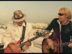 #6, part one) ▶ Why Don't you and I - Carlos Santana & Chad Kroeger - YouTube My sister and I sat in her room stalking this song on the radio (this was before YouTube, kids) trying to decide whether it was Chad Kroeger in every instance, or if there was another version.