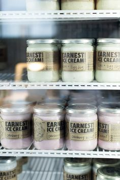 Winter's BEST Ice Cream Flavors feat. @EarnestIcecream