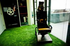 Inside Google's Office in London