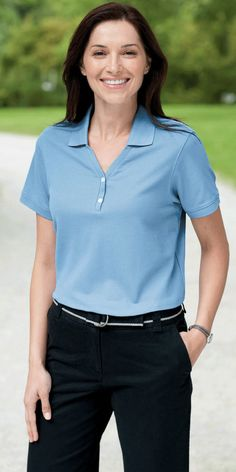 ed7ff9d0 41 Best Amazon Women Polo Shirt Brand Hanes images in 2018 | Polo ...