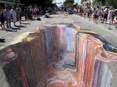 street art 3d illusion