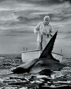 Bernardo Erlich El viejo y el mar.