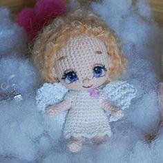 Святой Вечер... #вязанаякукла #текстильнаякукла #крещение #ангел #angel #amigurumi #angeldoll #crochetaddict #haken #handmadedoll #развкрещенскийвечерок #святийвечір #крещенскийсочельник #королев