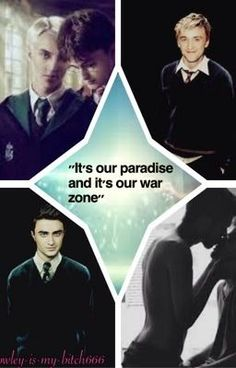 #wattpad #fanfiction It's just a bunch of drarry one shots.