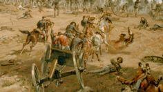 7/1/1863  The Battle of Gettysburg begins http://www.history.com/this-day-in-history/the-battle-of-gettysburg-begins