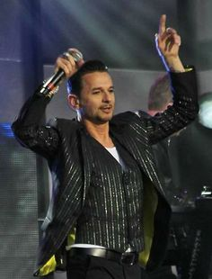 Dave Gahan of Depeche Mode Delta Machine, Down To The Bone, Secret Lovers, Martin Gore, Jimmy Kimmel Live, Dave Gahan, English Men, Love Me Forever, Most Beautiful Man
