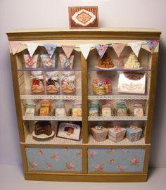 Miniature bakery. ELW's play area