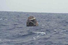 SpaceX's Dragon cargo ship splashes down in Pacific - https://technnerd.com/spacexs-dragon-cargo-ship-splashes-down-in-pacific-2/?utm_source=PN&utm_medium=Tech+Nerd+Pinterest&utm_campaign=Social