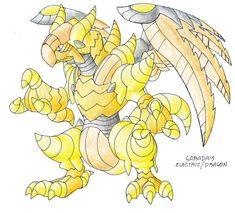 Dragonic Lightings by darksilvania.deviantart.com on @deviantART